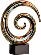AGS24 Swirl Art Glass Award