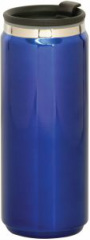 LTM053 Blue Can Insulated Travel Mug Engraved