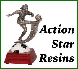Action Star Resins
