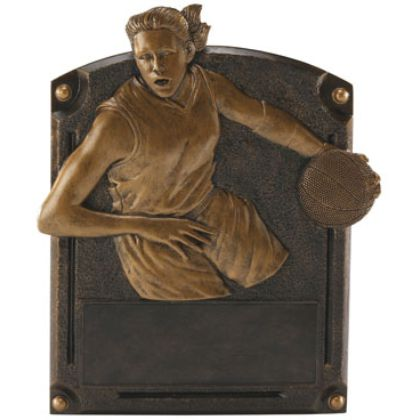 Legend of Fame Female Basketball 54707GS