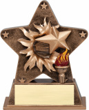 Academic Resin Trophy Awards