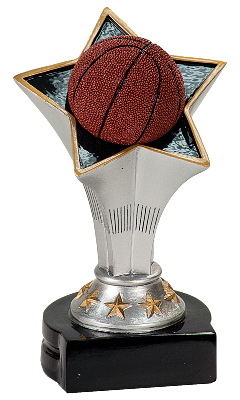 Rising Star Basketball Resin Figure