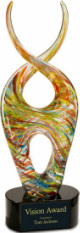 AGS22 Color Twist Art Glass Award