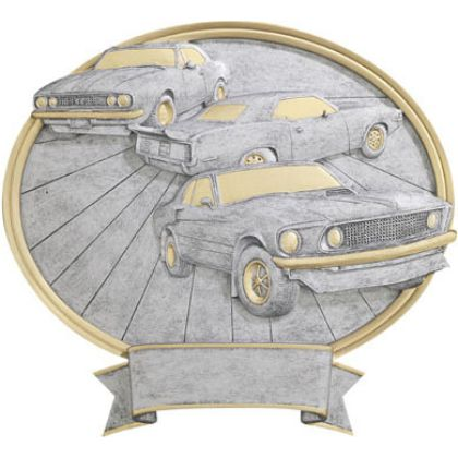 Muscle Car  Legend Plaque Awards 54112GS