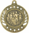 Cross Country Galaxy Medal GM114