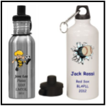 Cheerleading Full Color Printed Water Bottle
