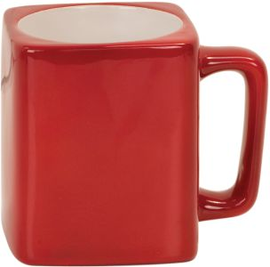 Mugs Ceramic Square Coffee Mug Square Mug