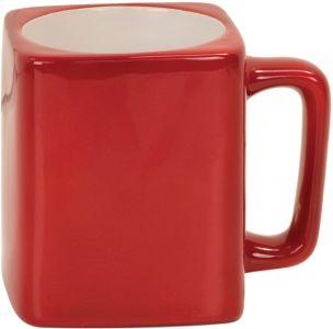 mugs ceramic square coffee mug square mug