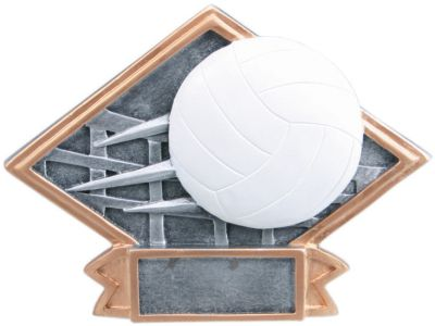 DPS76 Volleyball Diamond Plate