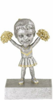 Rock'n Bop Cheerleader Bobble Head 59506GS