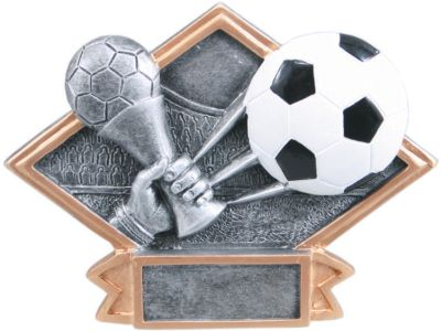 DPS72 Soccer Diamond Plate