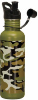 LWB Camouflage Laserable Stainless Steel Water Bottle