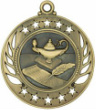 Lamp of Knpwledge Galaxy Medal GM107