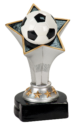 Rising Star Soccer Resin RSC