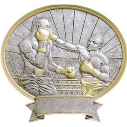 Boxing Legend Plaque Awards 54509GS