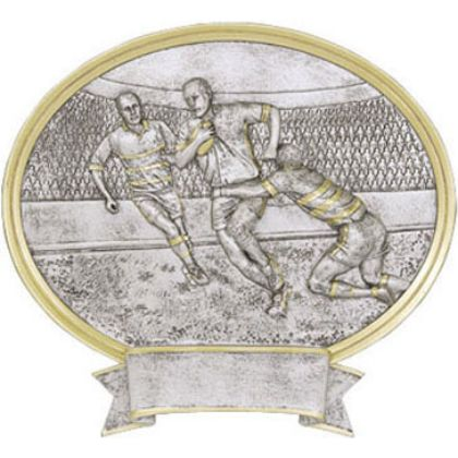 Rugby Legend Plaque Award 54413GS