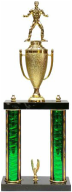 Two Column Small Trophy