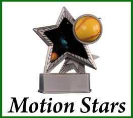 Motion Star Resins