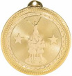 Competitive Cheer BriteLazer Medal BL206