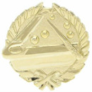 Pool Gold Wreath Sport Plaque 1069-G