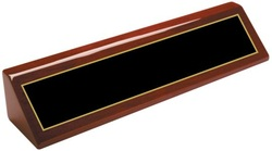 PNA210 Rosewood Piano Finish Wedge