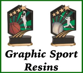 Graphic Sports Resins
