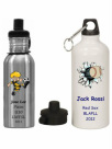 Aluminum/Staimless Steel Custom Printed Water Bottle