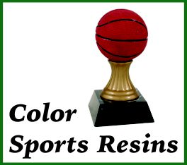 Color Sports Resins