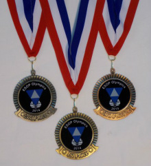 Sports Full Color Medals