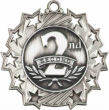 TS421S 2nd Place Ten Star Medal